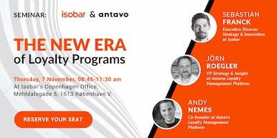 [Seminar] The New Era of Loyalty Programs