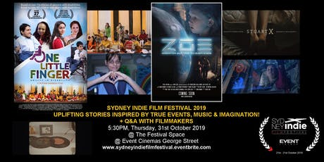 Sydney Indie Film Festival 2019 – Uplifting Movies Inspiring Stories! tickets