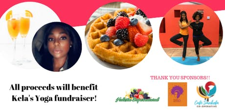 Yoga & Bottomless Mimosa FUNDRAISER with Brunch! tickets