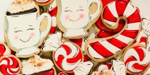 Copy of Copy of Cocoa and Candy Canes Cookie Class