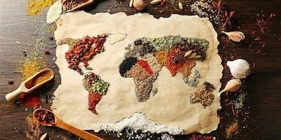 """Cena multiculturale """"IL CIBO: CULTURA, RELAZIONE, PIACERE E SCAMBIO"""""""