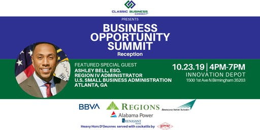 Business Opportunity Summit Reception