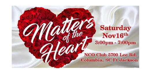 Matters of the Heart Gala