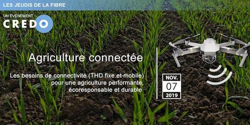 Jeudi de la Fibre - Agriculture connectée