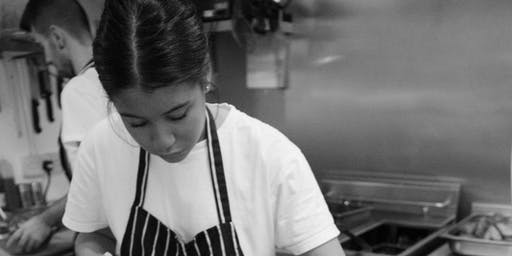 Livia Alarcon - A journey through The Chef's Brigade.