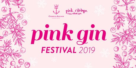 Pink Gin Festival 2019 - The Crown and Anchor tickets