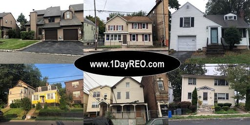 October Central & Northern NJ Real Estate Auction