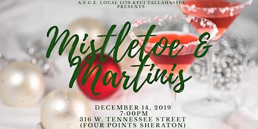 Mistletoe & Martinis Christmas Party