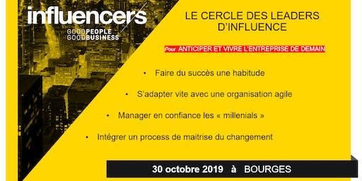 Création CERCLE DES LEADERS D'INFLUENCE de Bourges