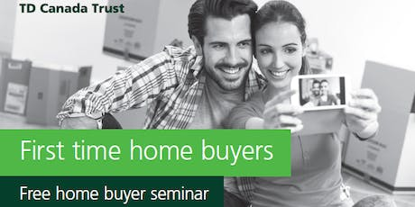 What you need to know as a first time home buyer tickets