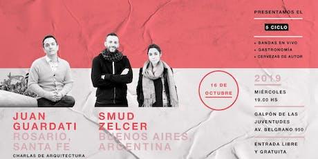 Distendidos 5: Guardati + Smud Zelcer entradas