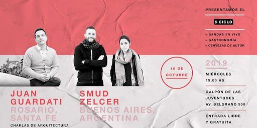 Distendidos 5: Guardati + Smud Zelcer