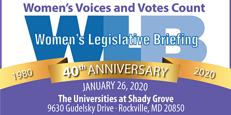 2020 Women's Legislative Briefing tickets