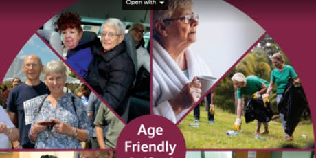 Salford – Our Age Friendly Journey #AgeProud tickets