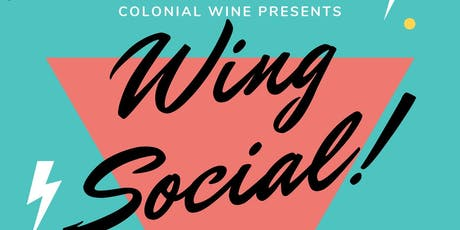 COLONIAL WING SOCIAL 2: ELECTRIC BOOGALOO tickets
