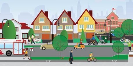 CITE Luncheon: Ottawa Traffic Calming + Collector Street Design Guidelines tickets