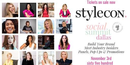 StyleCon Social Summit Dallas