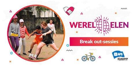 Bouwen aan een samenleving: vrijwilligerswerk met jongeren tickets