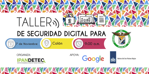 Taller de Seguridad Digital