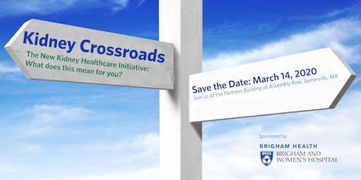 Kidney Crossroads-New Kidney Healthcare Initiative