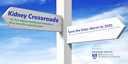 Kidney Crossroads-New Kidney Healthcare Initiative