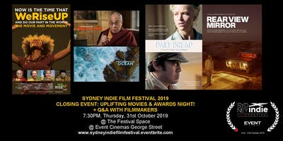 Sydney Indie Film Festival 2019 – Uplifting Movies & Awards Night!