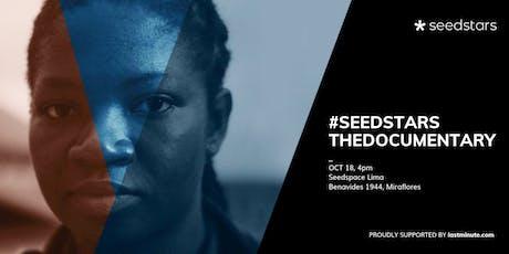 Proyección de Documental de Seedstars tickets