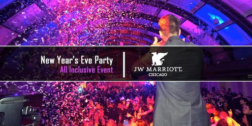 New Year's Eve Party 2020 at JW Marriott Chicago