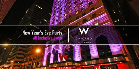 New Year's Eve Party 2020 at W Chicago Hotel tickets
