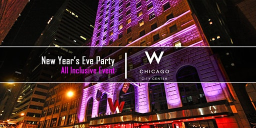 New Year's Eve Party 2020 at W Chicago Hotel