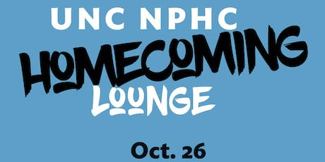 NPHC Homecoming Lounge tickets
