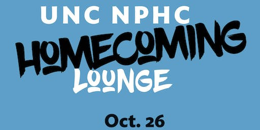 NPHC Homecoming Lounge
