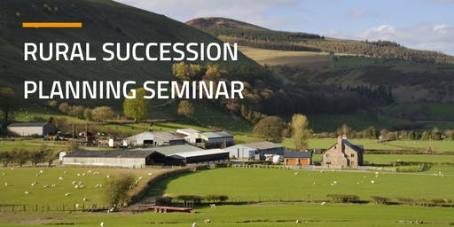 Rural Succession Planning Seminar - Monmouth