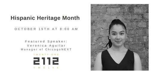 Hispanic Heritage Month: Women Entrepreneurs and Tech Startups in Creative Industries Networking