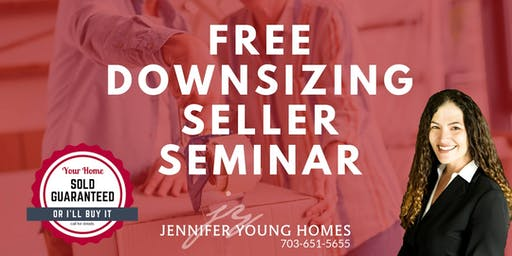 Free Downsizing Seller Seminar