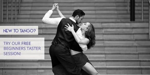 FREE Argentine Tango - Beginners Taster Session!