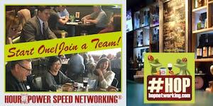 HOP AM Business Networking Tavern 1888 Ravenna *Open...