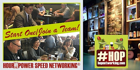 HOP AM Business Networking Tavern 1888 Ravenna *Open to all! tickets