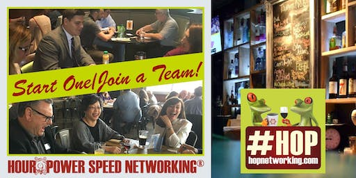 HOP AM Business Networking Tavern 1888 Ravenna *Open to all!