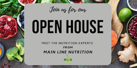 Meet Main Line Nutrition tickets