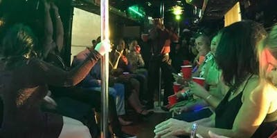 """December 10th """"PARTY BUS"""" Round trip to Orlando for G4 's 2019 Holiday Party"""