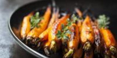 Quick Tips for Cooking Anti-Inflammatory: Roasted Spiced Carrots tickets