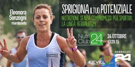 Eleonora Sonzogni - maratoneta | una storia di grandi risultati biglietti