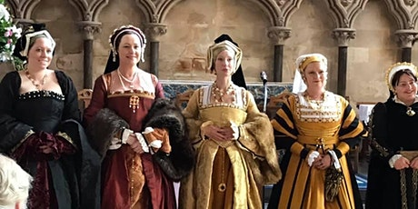 The Dressing of a Tudor Queen talk tickets