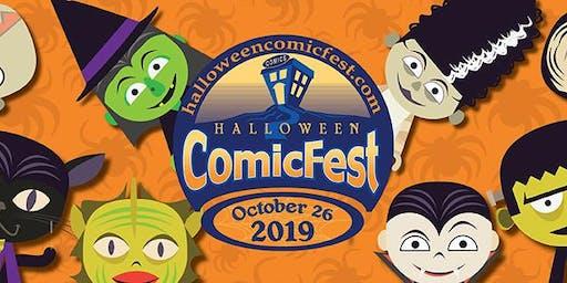 Halloween Comicfest | Costume Contest *CASH PRIZE* | FREE Comics & Candy!