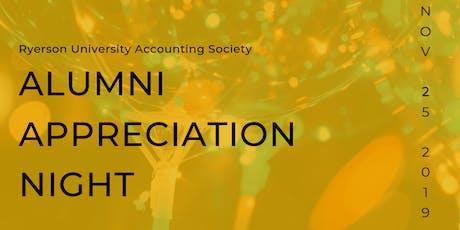 2nd Annual Alumni Appreciation Night - Student tickets