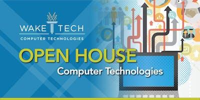 Wake Tech - Computer Technologies Open House Event
