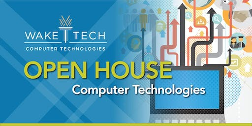 Wake Tech - Computer Technologies Open House Event