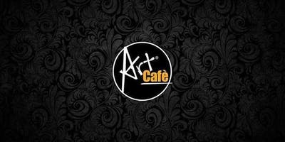 Art Cafè Roma Venerdì 18 Ottobre 2019 - DRIP