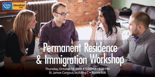 Permanent Residence & Immigration Workshop